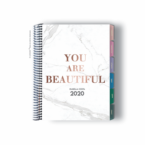 Life Planner 2020 | You are beautiful