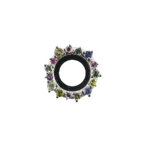 16mm Color Lights Sapphire Disc