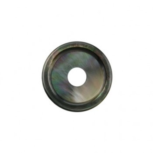 28mm Rounded Tahitian Pearl Disc