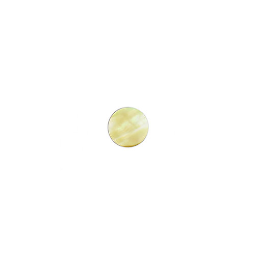 10mm Golden Pearl COLOR BUTTON