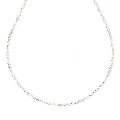 Sterling Silver Raspberry Chain