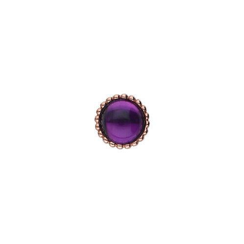 10mm Amethyst SPHERE Centerpiece