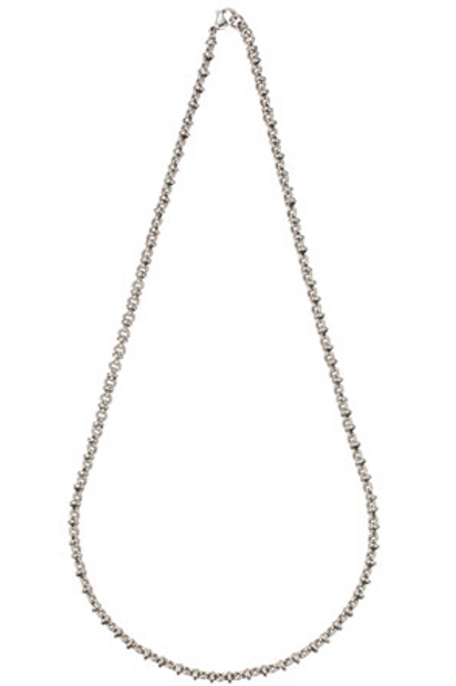 6mm Steel Anchor Chain Necklace