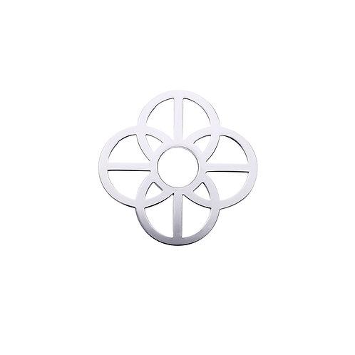 28mm Steel CIRCLES Disc