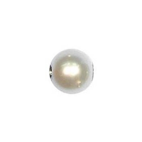 White Freshwater Pearl tipit-S