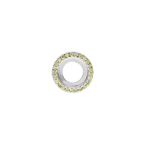 14mm Yellow Sapphire CIRCULUS Disc