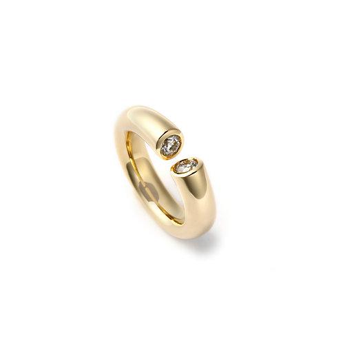 DIALOG Ring Gold