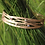 Thumbnail: GRASSES Gold and Gemstone Bracelet