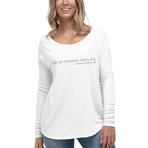Special Moments Long-Sleeve Tee