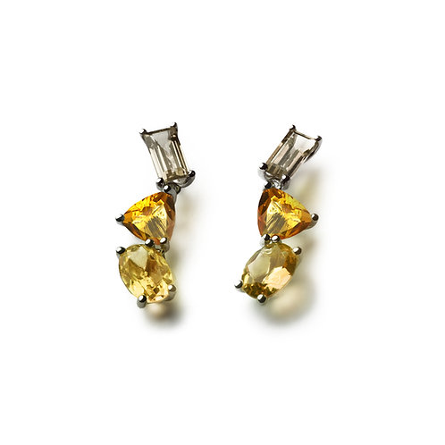 Fall COLOR ROCKS Earrings