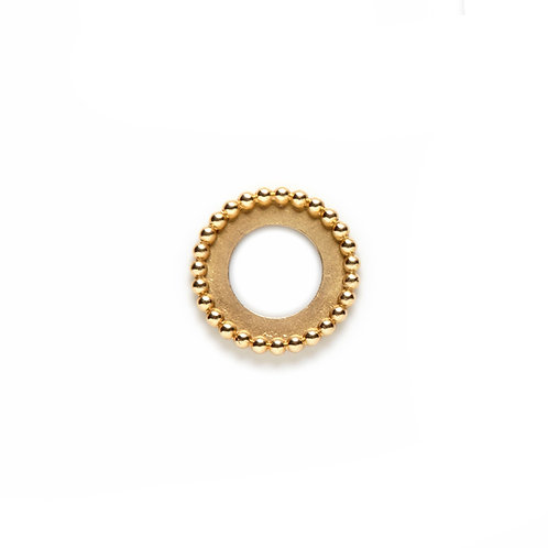 14mm Gold SPHERES Disc