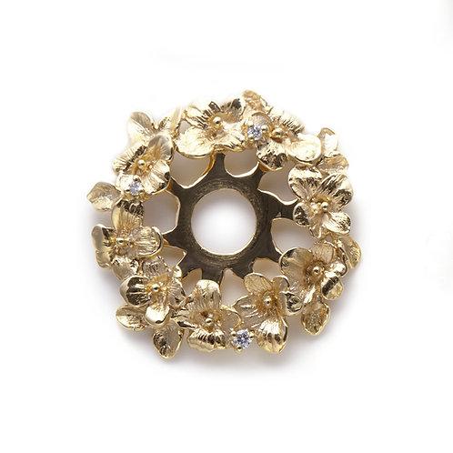 Gold and Diamond FLORISSIMO Disc