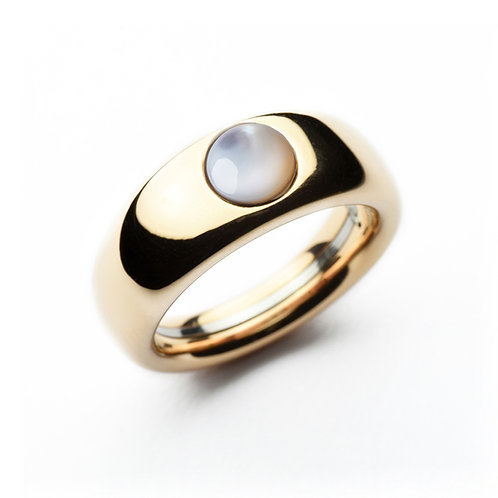 Polished Gold TOUCH Charlotte Ring