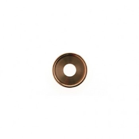 20mm HIGHLIGHTS Rose Gold Disc