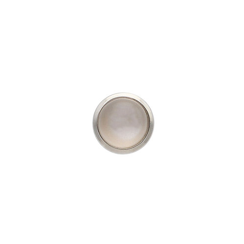 Moonstone Cabochon TOUCHSTONE Cylinder