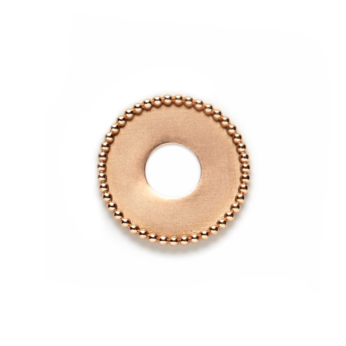 20mm Rose Gold SPHERES Disc