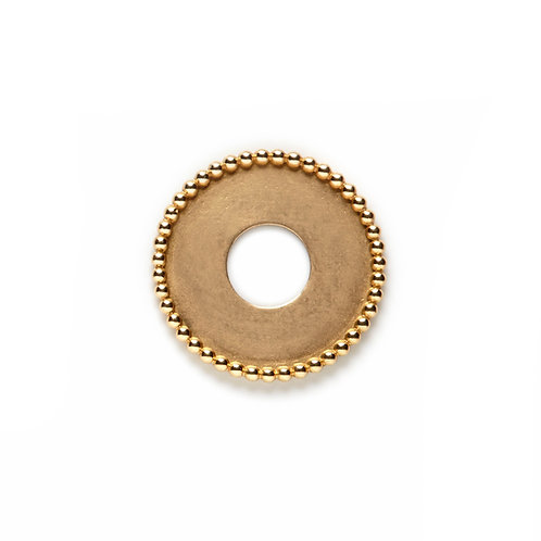 20mm Gold SPHERES Disc