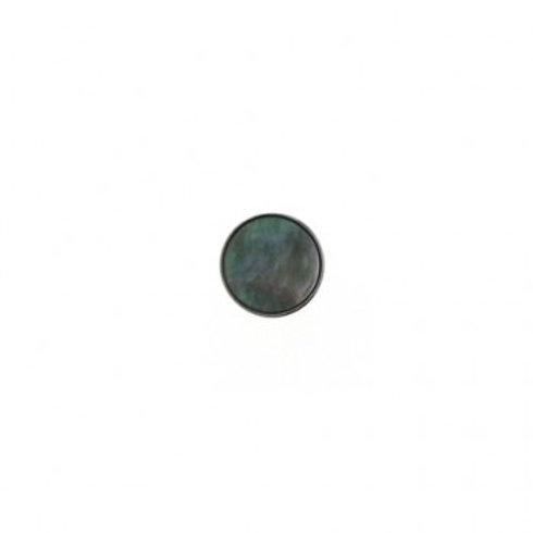 10mm Tahiti Pearl Color Button