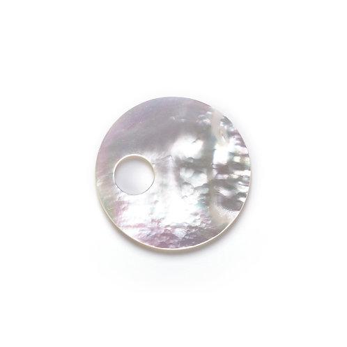 28mm White ECLIPSE Disc