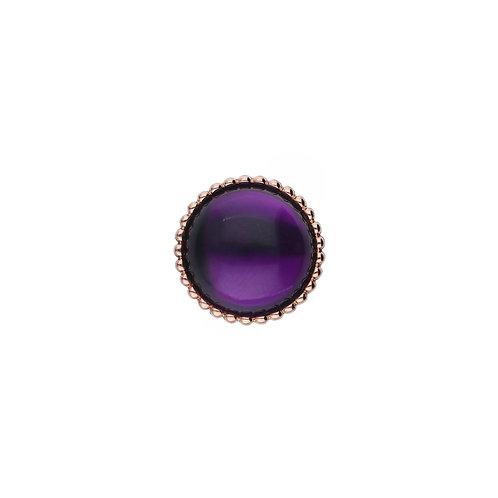 14mm Amethyst SPHERE Centerpiece