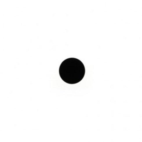 10mm Black Color Button