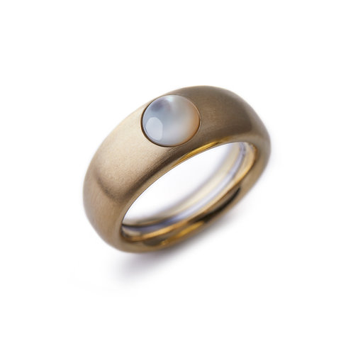 Gold TOUCH Charlotte Ring