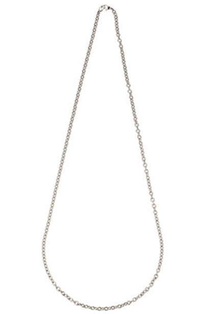 1.5mm Sterling Silver Chain Necklace
