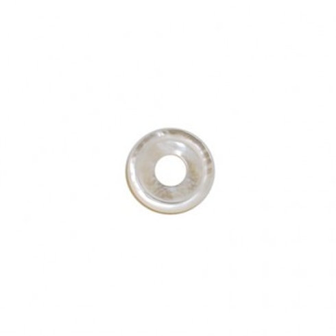 20mm Rounded Pearl Disc