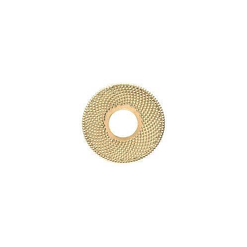 20mm FIBONACCI Disc in Gold