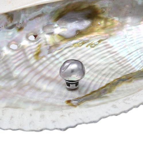 11mm MARGARITE Tahitian Keshi Pearl
