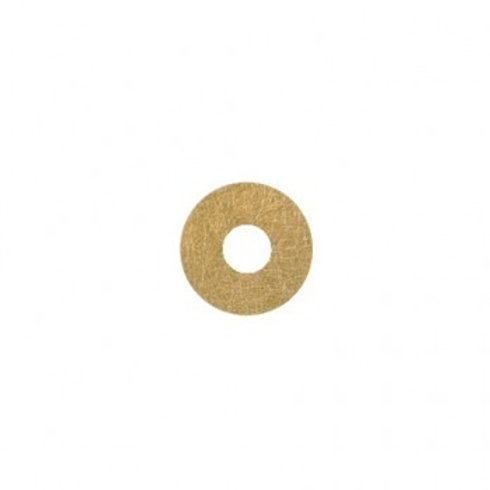 20mm Rose Gold and Silver Disc