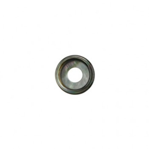 20mm Rounded Tahitian Pearl Disc
