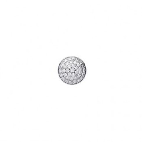 10mm Pavé Diamond HIGHLIGHTS Centerpiece