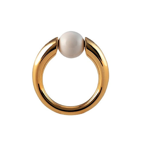 Tipit LUNA Gold Ring