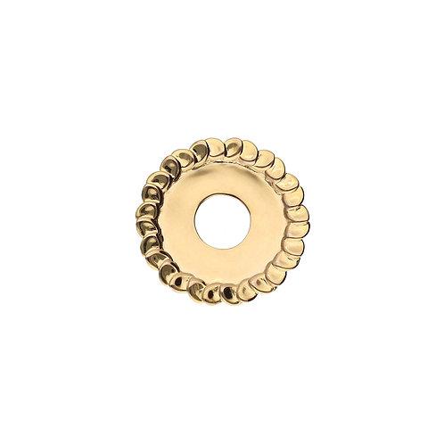 24mm Gold LAUREL Disc