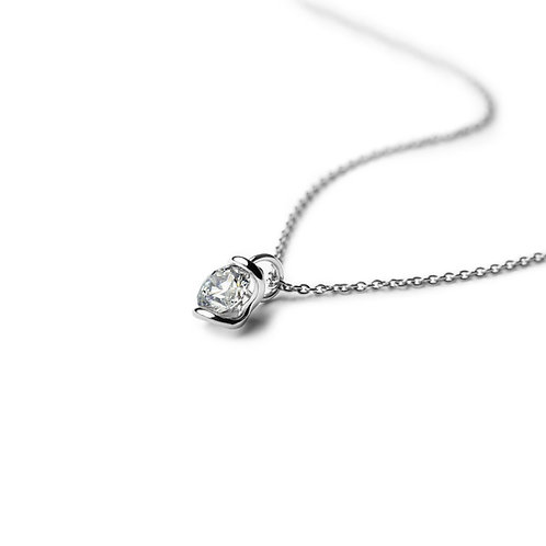 EVERMORE Fancy Diamond Pendant