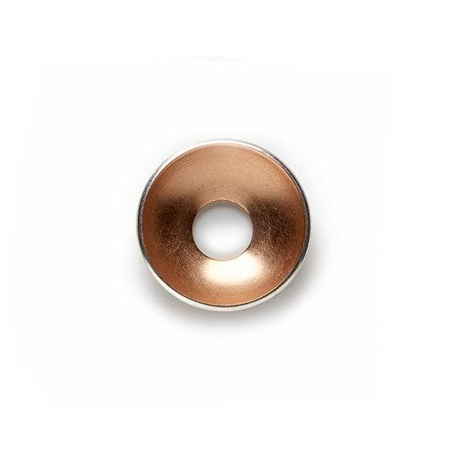 22mm Rose Gold Bowl