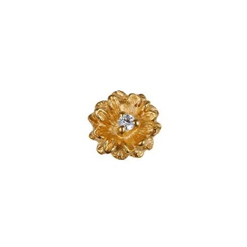 Gold DIAMOND FLOWER Centerpiece