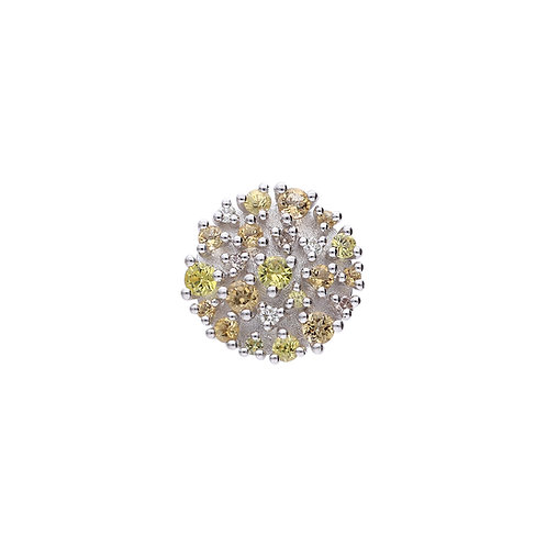 14mm Yellow COLOR LIGHTS Centerpiece