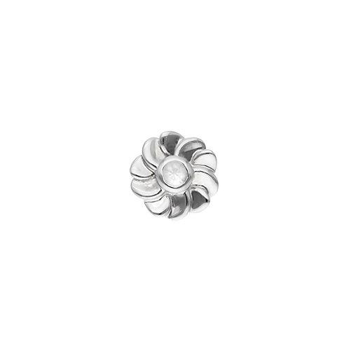 White Sapphire LAUREL Centerpiece