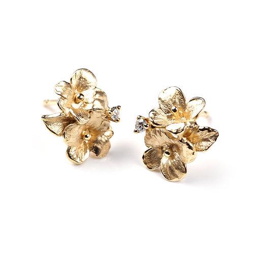 FLORISSIMO Diamond Earrings