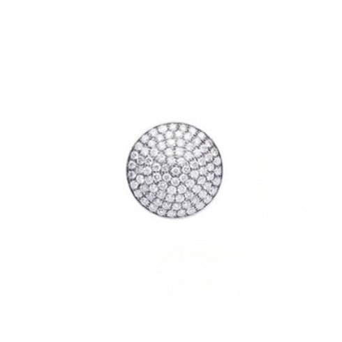 14mm Pavé Diamond HIGHLIGHTS Centerpiece