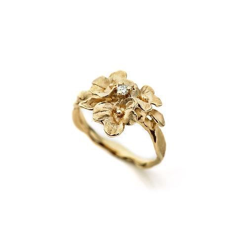 FLORISSIMO Diamond Ring