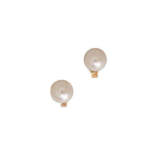 8mm Pearl Earrings
