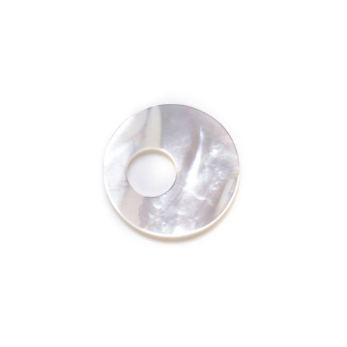 20mm White ECLIPSE Disc