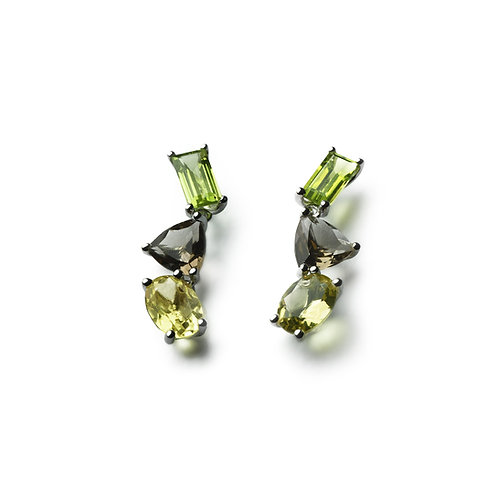 Spring COLOR ROCKS Earrings