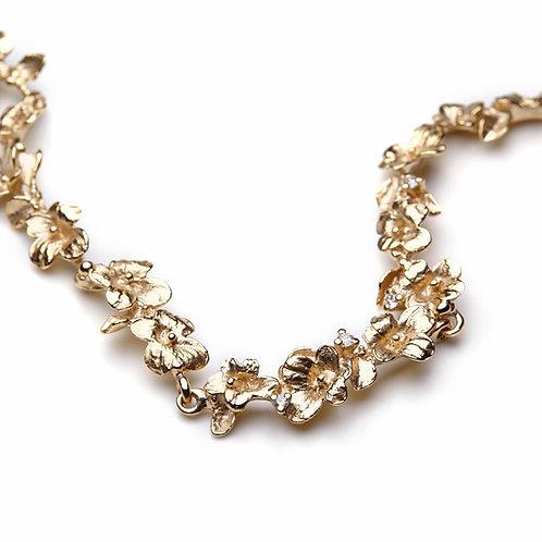FLORISSIMO Diamond Collier