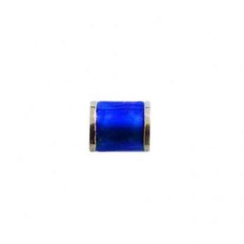 Blue Enamel tipit-S Scroll