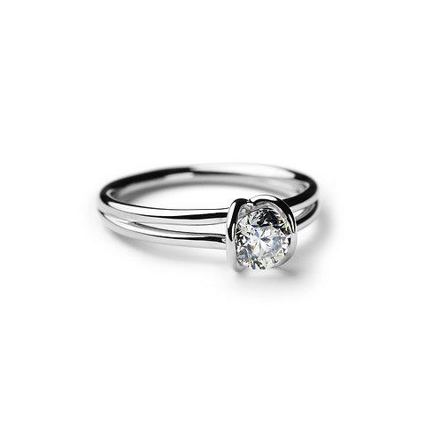 EVERMORE Diamond Ring .60ct