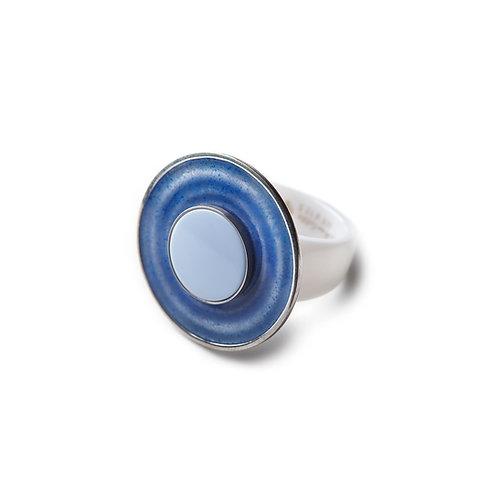 14mm Sky-Blue Color Button